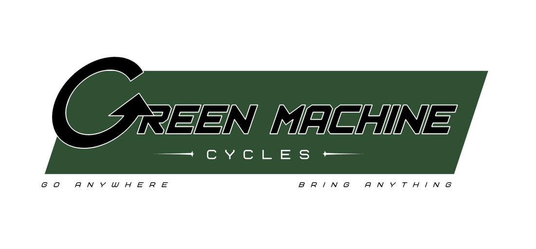 green machine cycles