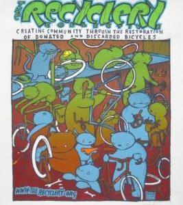 Recyclery Jay Ryan Poster