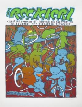 Recyclery Jay Ryan Poster