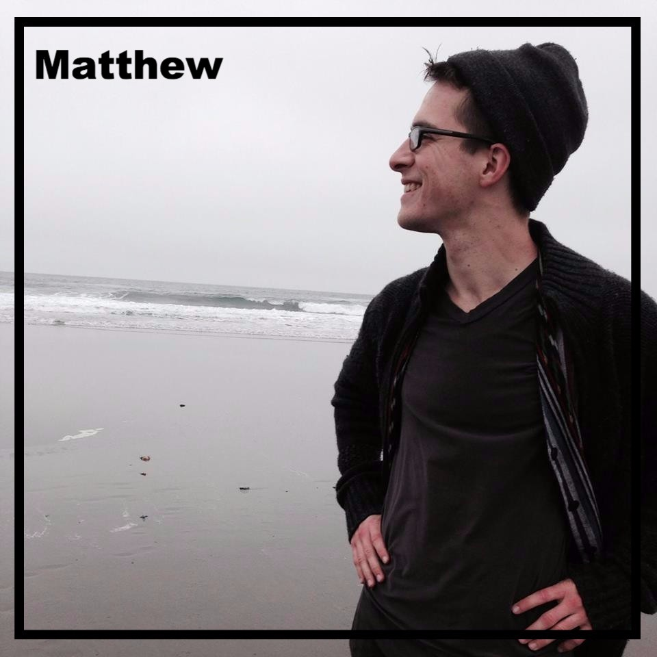 matthew kesler mcmun - volunteer and outreach coordinator