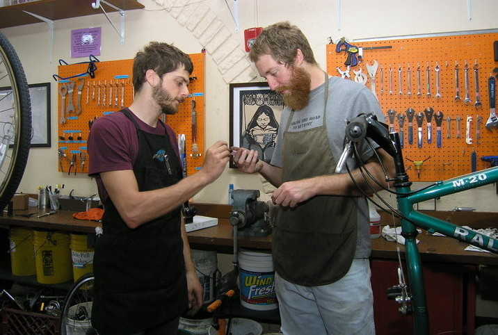 bicycle tune-up classes