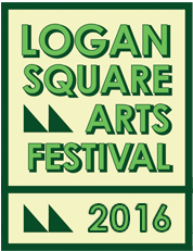 Ride with us to the Logan Square Arts Festival!