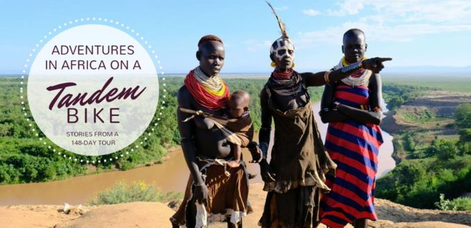 148 days in Africa on a Tandem Bike