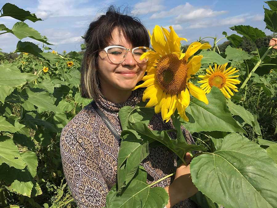 laura mariela arnada volunteer coordinator